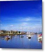 Arklow, River Avoca, County Wicklow Metal Print