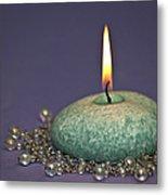 Aromatherapy Metal Print by Carolyn Marshall