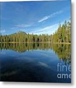 Arrow In The Sky Metal Print