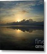 Arrow On The Horizon Metal Print