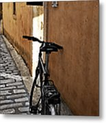 Art Gallery Rest Metal Print
