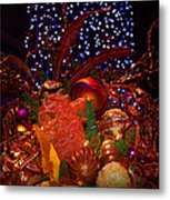 Art Of The Holidays Metal Print