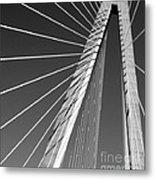 Arthur Ravenel Jr.bridge Metal Print