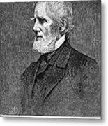 Arthur Tappan (1786-1865) Metal Print