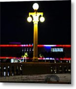 Artistic Lights Metal Print