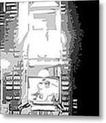 Artistic Times Square Metal Print by Artistic Photos