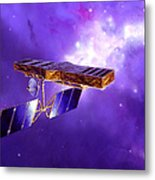 Artists Concept Of Space Interferometry Metal Print