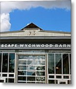 Artscape Wychwood Barns Barn # Two Metal Print