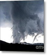 As The Storm Passed 1 Metal Print
