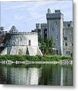 Ashford Castle, Lough Corrib, Co Mayo Metal Print