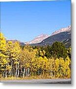 Aspen Highway7 Metal Print