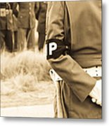 At Ease  Metal Print