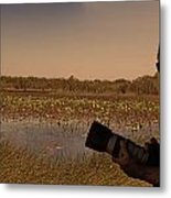 At Mistake Billabong Kakadu National Park Metal Print