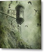 At The Top Metal Print by Svetlana Sewell