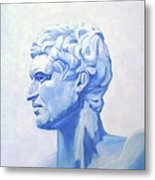 Athenian King Metal Print