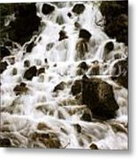 Atlas Creek Metal Print