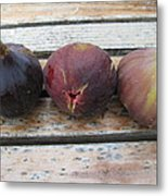 Figs On A Table  Metal Print