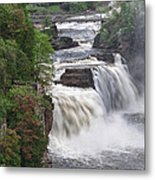 Ausable Chasm 5172 Metal Print