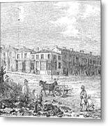 Australia: Melbourne, 1853 Metal Print