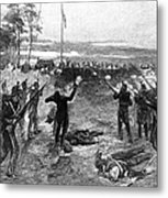 Australia: Rebellion, 1854 Metal Print