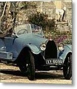Auto: Bugatti Type, 1925 Metal Print