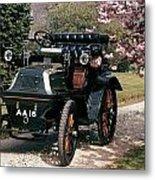 Auto: Daimler, 1899 Metal Print