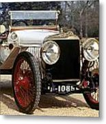 Auto: Hispano-suiza, 1912 Metal Print