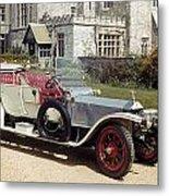 Auto: Rolls-royce, 1909 Metal Print