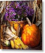 Autumn - Autumn Is Festive  Metal Print