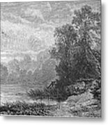 Autumn, 1873 Metal Print
