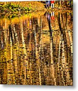 Autumn - 2 Metal Print