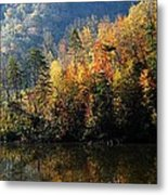 Autumn At Jenny Wiley Metal Print