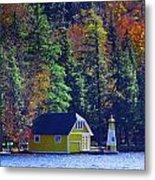 Autumn Color 5 Metal Print