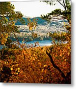 Bald Mountain View Metal Print