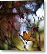 Autumn Mystere Metal Print