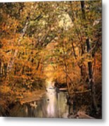Autumn Riches 2 Metal Print