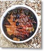Autumn Soup Metal Print