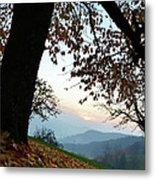 Autumn View Metal Print by Bruno Santoro