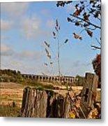 Autumn View Metal Print