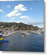 Avalon Bay Catalina Island Metal Print