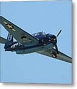 Avenger 04 Metal Print by Jeff Stallard