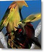 Avian Dreams Series 1-1311 Metal Print