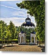 Aviary At Schonbrunn Palace Metal Print