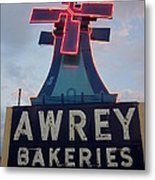 Awrey Bakeries Outlet Store Metal Print