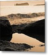 Azores Islands Seascape Metal Print