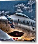 B-47 Stratojet Metal Print
