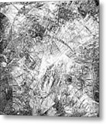 Abstraction 524 - Marucii Metal Print