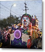 Bacchus In Bokeh Metal Print by Ray Devlin