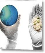 Bacillus Cereus Food Poisoning Metal Print by Tim Vernon, Lth Nhs Trust