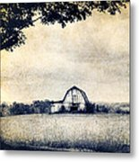 Back Roads Of Kentucky Metal Print